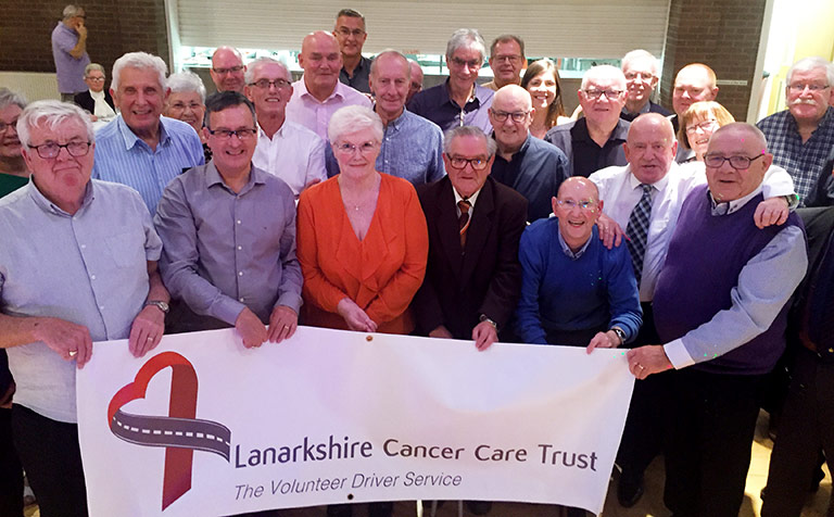Welcome to the Lanarkshire Cancer Care Trust website